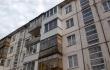 Алюминиевое остекление балкона на 4 этаже