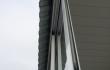 Монтаж крыши при остеклении балкона