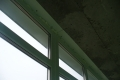 Пластиковое окно на балконе