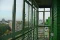 Панорамное остекление балкона