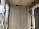 1-обшиваем-боковую-стену-в-лоджии-ламинатом
