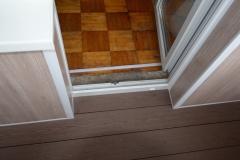 Порог балкона